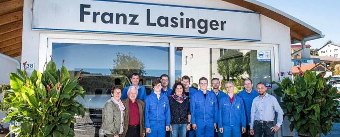 Franz Lasinger